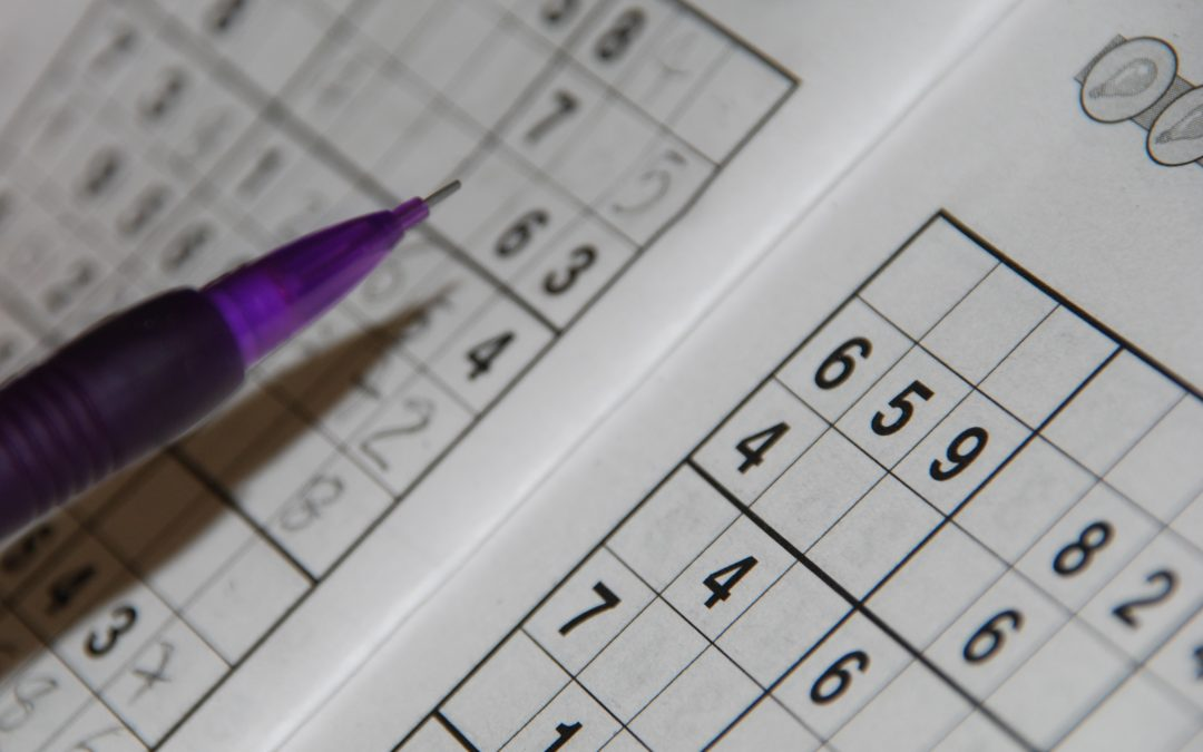 What Sudoku Can Teach Us About Solving Problems