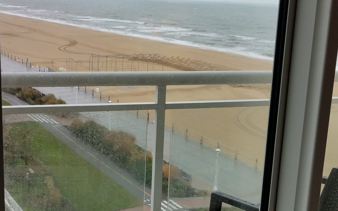 Rainy Day in Virginia Beach